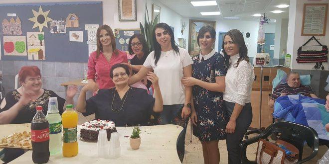 פעילות עשירה לקשישים לרגל חודש הקשיש הבינלאומי